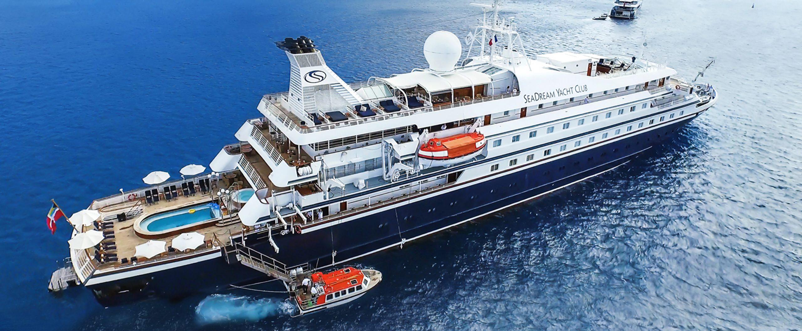 外国客船で行くクルーズの旅